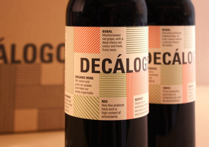 Decálogo - Bobal - Minglanilla