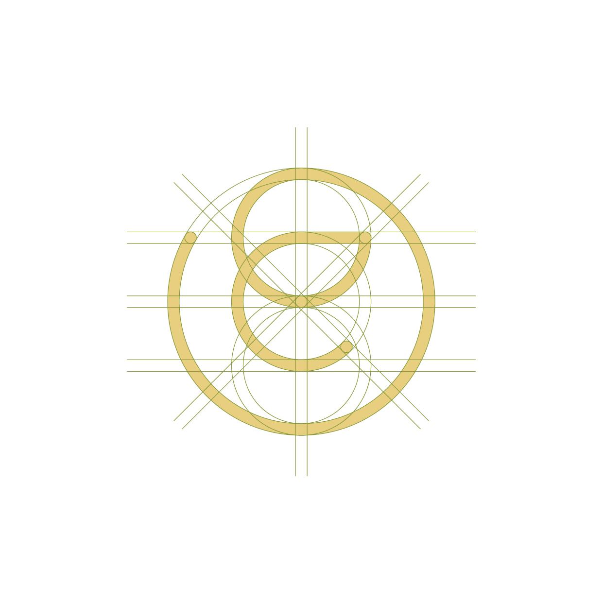 símbolo de marca