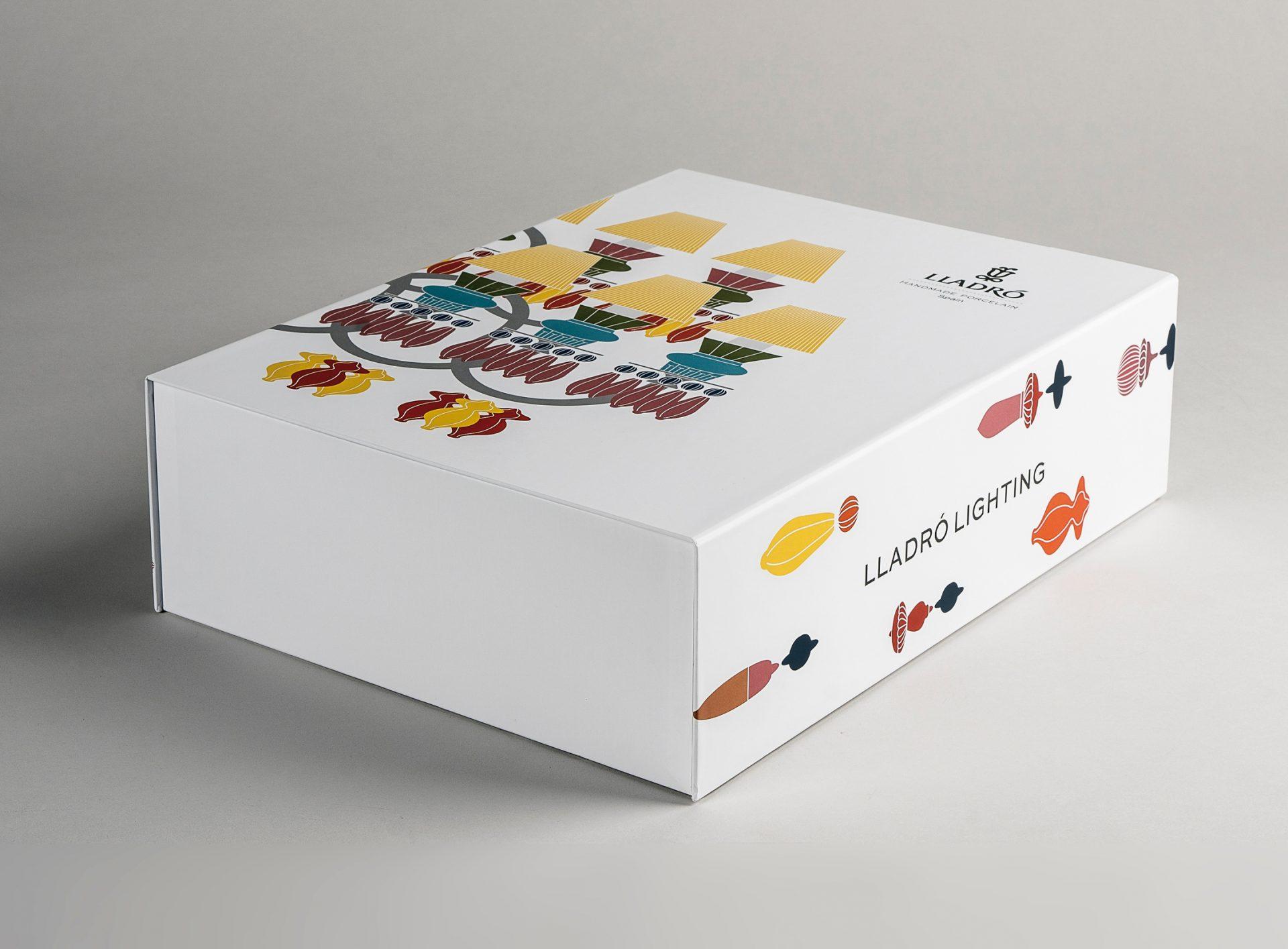 Aplicación de marca - packaging