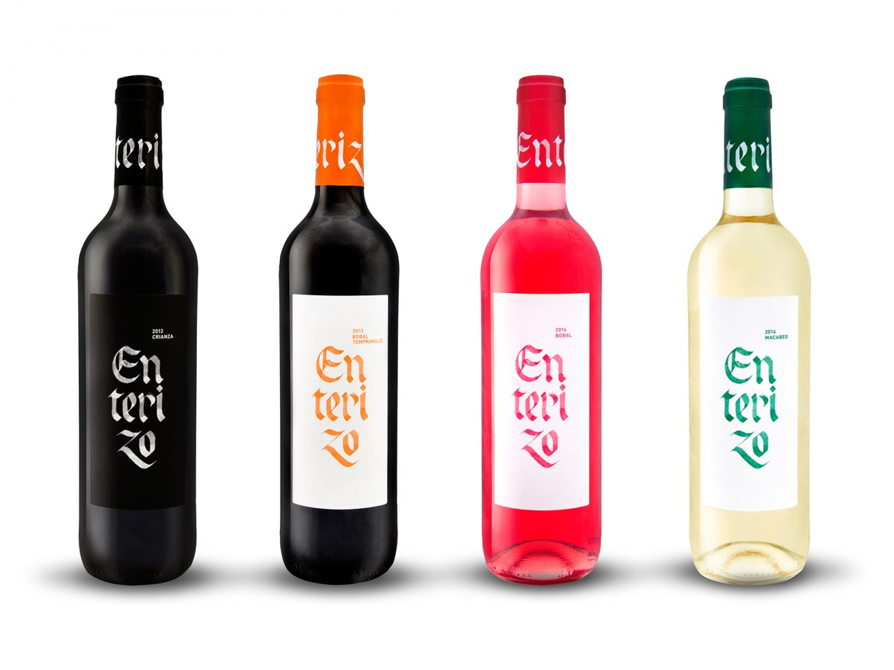 Gama vinos jóvenes